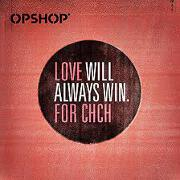 Love Will Always Win by OPSHOP