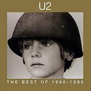 The Best of 1980 - 1990 by U2