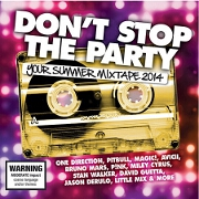Don't Stop The Party: Your Summer Mixtape 2014
