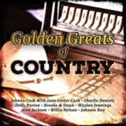 Golden Greats Of Country by Various