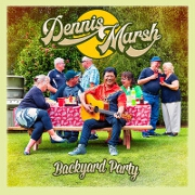 Backyard Party by Dennis Marsh