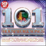 101 Housework Songs by Various