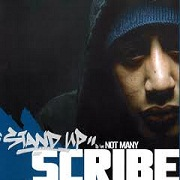 STAND UP / NOT MANY by Scribe