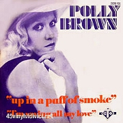 Up In A Puff Of Smoke by Polly Brown