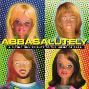 Abba Salutely by Various
