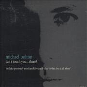 Can I Touch You There by Michael Bolton