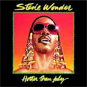Hotter Than July by Stevie Wonder