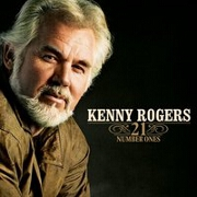 21 Number Ones by Kenny Rogers