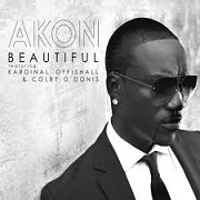 Beautiful by Akon feat. Colby O'Donis