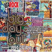 The Rock FM: 20 Years Of The Big Day Out 1994-2014