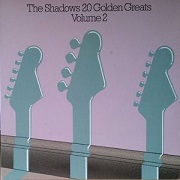 20 Golden Greats Volume 2 by The Shadows