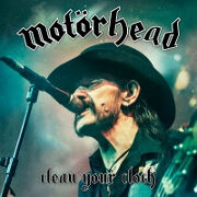 Clean Your Clock: Live In Munich 2015 by Motorhead