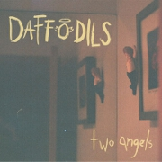 Two Angels by Daffodils