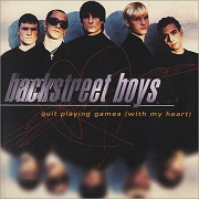Quit Playing Games by Backstreet Boys