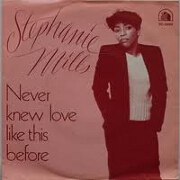 Never Knew Love Like This by Stephanie Mills
