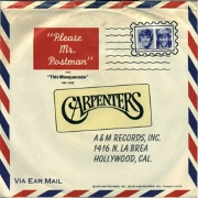 Please Mr Postman by The Carpenters
