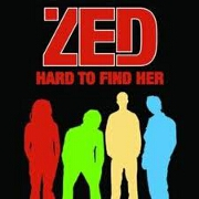 HARD TO FIND HER by Zed