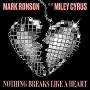 Nothing Breaks Like A Heart by Mark Ronson feat. Miley Cyrus