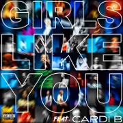 Girls Like You by Maroon 5 feat. Cardi B