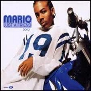 JUST A FRIEND by Mario