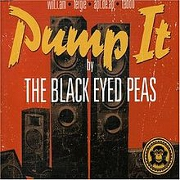 Pump It by Black Eyed Peas