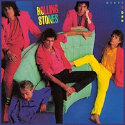 Dirty Work by Rolling Stones