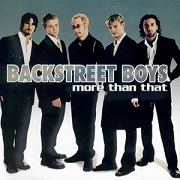 MORE THAN THAT by Backstreet Boys