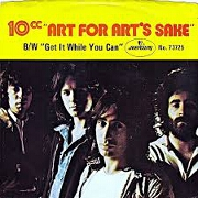 Art For Art's Sake by 10cc