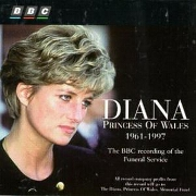 Diana Princess Of Wales: The BBC recording of the Funeral Service