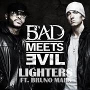 Lighters by Bad Meets Evil feat. Bruno Mars