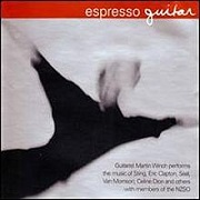 ESPRESSO GUITAR DOUBLE PACK by Martin Winch