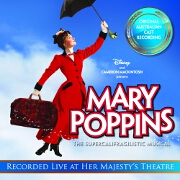 Mary Poppins Cast Recording by Mary Poppins Australian Cast
