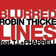 Blurred Lines by Robin Thicke feat. TI And Pharrell