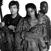 FourFiveSeconds by Rihanna, Kanye West And Paul McCartney