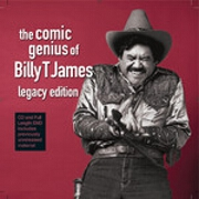 The Comic Genius Of Billy T James by Billy T James
