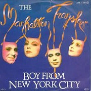 Boy From New York City by The Manhattan Transfer