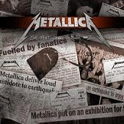 Six Feet Down Under EP by Metallica