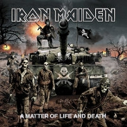 A Matter Of Life And Death by Iron Maiden