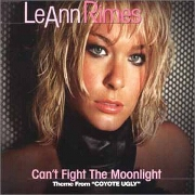 CAN'T FIGHT THE MOONLIGHT by Leann Rimes