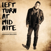 Left Turn At Midnite by Graham Brazier