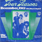 December 1963 (Oh What A Night) by Four Seasons